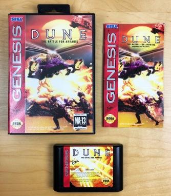 Sega Genesis Dune 02