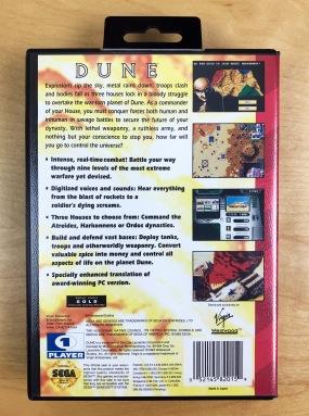 Sega Genesis Dune 03