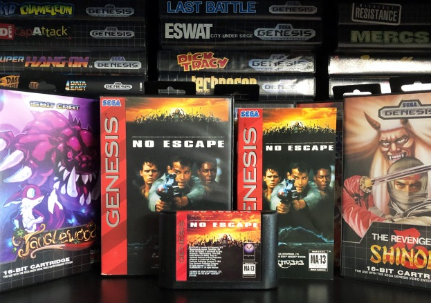 Sega Genesis No Escape 01