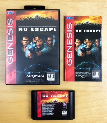 Sega Genesis No Escape 02