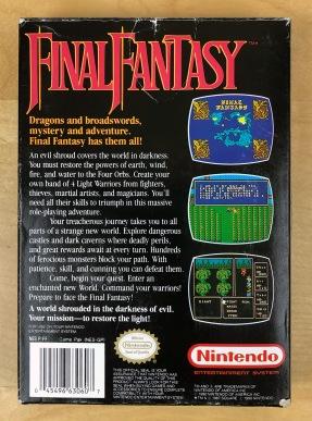 NES Final Fantasy CIB 03