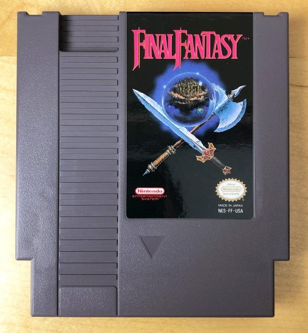 NES Final Fantasy CIB 04