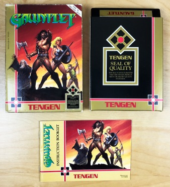 NES Gauntlet CIB 02