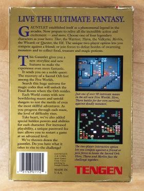 NES Gauntlet CIB 03