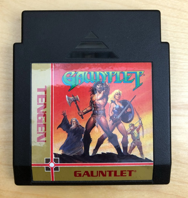 NES Gauntlet CIB 04